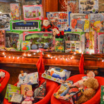 Over the years GaN employees and their families have donated hundreds of toys for the Toys for Tots program