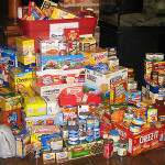 GaN employees participate in local food drives to help those in need